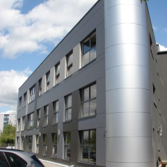 Budynek biurowy Szczyrki Wrocław