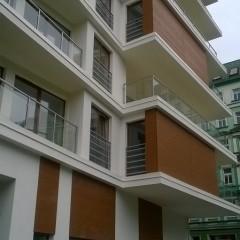 Budynek mieszkaniowy Komuny Paryskiej Wrocław
